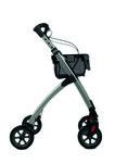 WheelzAhead rollator INDOOR - zilvergrijs