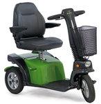 Life & Mobility Mezzo - 3 wiel scootmobiel groen