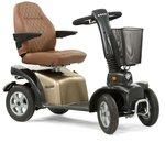Life & Mobility Mezzo - 4 wiel scootmobiel Retro