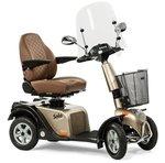 Life & Mobility Solo Elegance - 4 wiel scootmobiel Retro