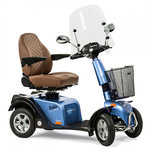 Life & Mobility Solo Blue Diamond - 4 wiel scootmobiel