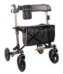 WheelzAhead rollator Track 4.0 - champagne