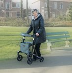 Able2 rollator Saturn - champagne
