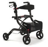 Vermeiren Four Light rollator - Carbon grijs_