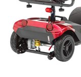 Drive ST3D Rood - 4 wiel scootmobiel_