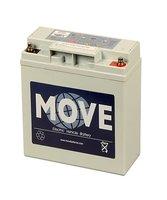 Move accu MPA 20 | 12 volt - 20 Ah