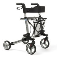 Vermeiren Quadri Light rollator - zilver