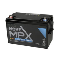 Move accu MPX 110 | 12 volt - 130 Ah