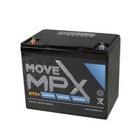 Move accu MPX 85 | 12 volt - 105 Ah