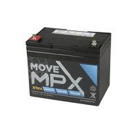 Move accu MPX 34 | 12 volt - 40 Ah