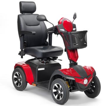 Drive Viper - 4 wiel scootmobiel