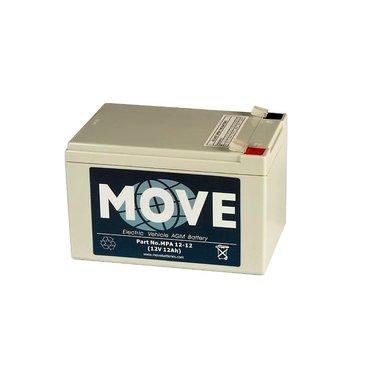 Move accu MPA 12 | 12 volt - 12 Ah