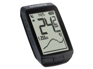 Sigma BC pure GPS kilometerteller