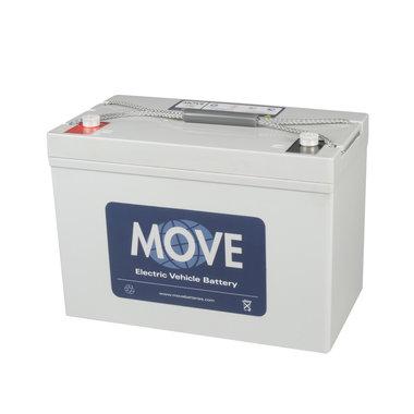Move accu MPA 105 | 12 volt - 105 Ah