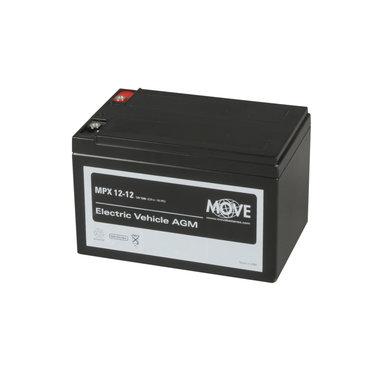 Move accu MPX 12 | 12 volt - 15 Ah