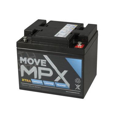 Move accu MPX 50 | 12 volt - 56 Ah