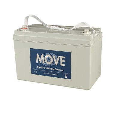 Move accu MPA 110 | 12 volt - 110 Ah