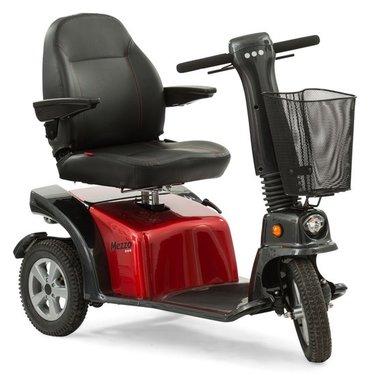 Life & Mobility Mezzo - 3 wiel scootmobiel Rosso