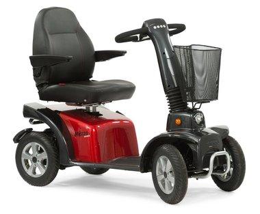 Life & Mobility Mezzo - 4 wiel scootmobiel Rosso