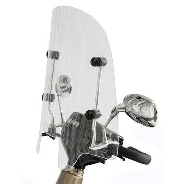 Luxe windscherm scootmobiel