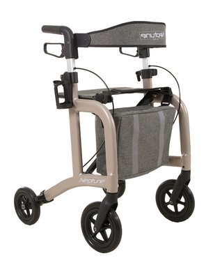 Able2 rollator Neptune - champagne