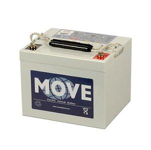 Scootmobiel accu Move MPA 50 | 12 volt - 50 Ah