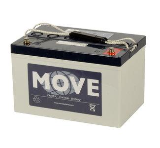 Scootmobiel accu Move MPG 60 | 12 volt - 60 Ah